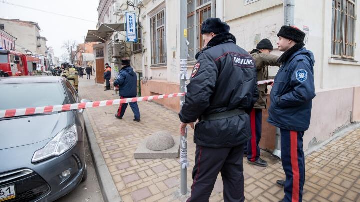 В ростовском кафе приняли спящего клиента за умершего