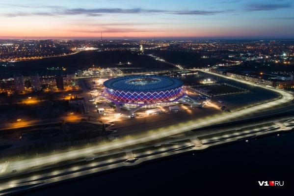 На выходных болельщиков «Ротора» вновь ждёт большой футбол на «Волгоград Арене»