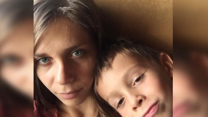 «Она хочет денег»: папа, которого обвинили в похищении сына, рассказал, почему забрал ребёнка себе