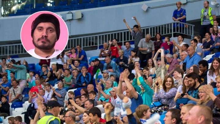 Скандально известный рэпер Паша Техник снимет на матче «Крыльев Советов» ток-шоу о легких деньгах