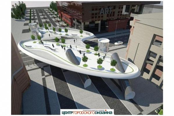 На строительство пешеходной улицы нужны инвесторы