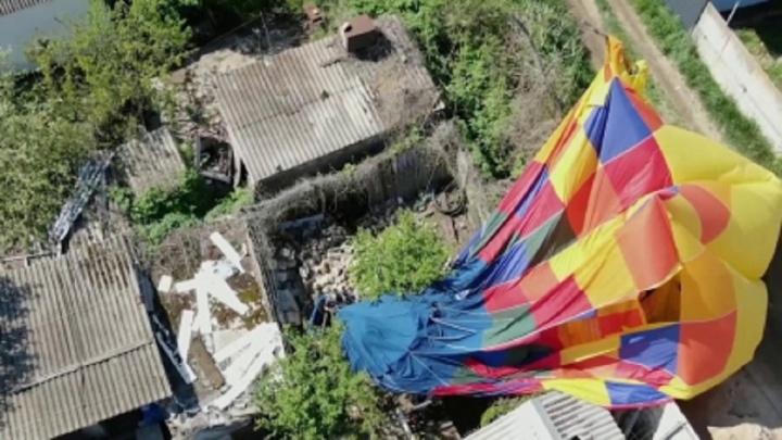 Аварийным полетом 12-летней девочки из Самары на воздушном шаре в Крыму занялись следователи