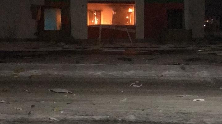 В микрорайоне Ново-Патрушево произошел хлопок газа. Один человек погиб