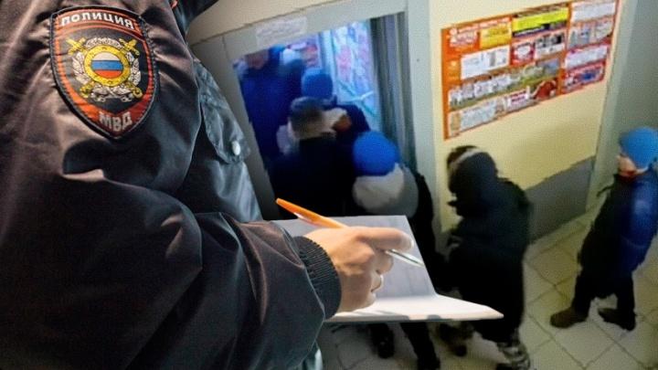 «Его мама обещала, что такого больше не будет»: мальчика из видео о грабеже в лифте узнали знакомые