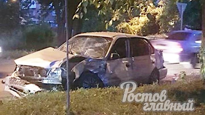 В воскресной аварии на Международной в Ростове пострадали шесть человек