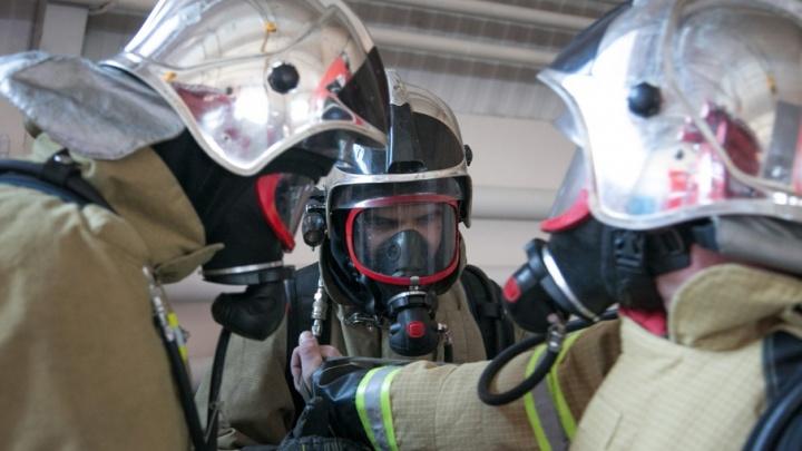 Следователи выясняют причину пожара под Уфой, где погиб мужчина