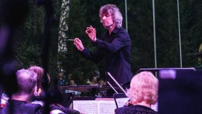 От Моцарта доScorpions: в Омске прошёл четвёртый «СимфоПарк»