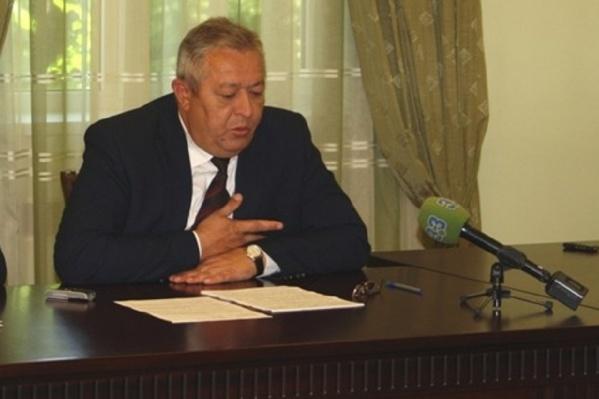 В шахтинской администрации Галатов работал с 2015 года