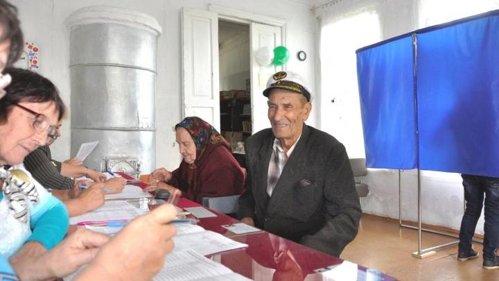 В Курганской области идет подсчет голосов: на выборах губернатора есть явный лидер