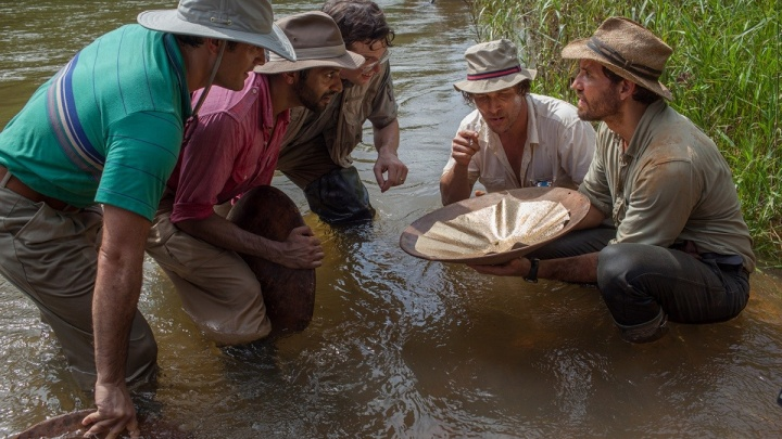 «Вышли на Плотинку, копнули — а там золото»: как екатеринбуржцы нелегально добывают драгметаллы