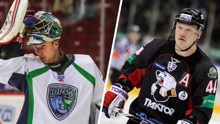 Панов и Гелашвили: известные челябинские хоккеисты стали тренерами в вертикали «Трактора»