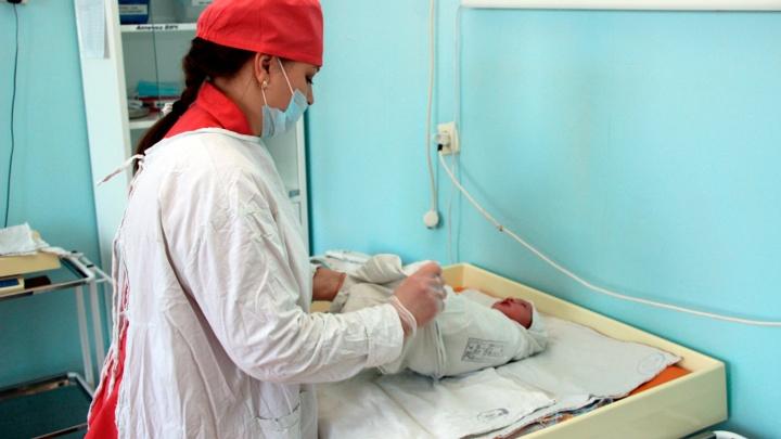 Первого родившегося в 2019 году омича назвали Дастаном