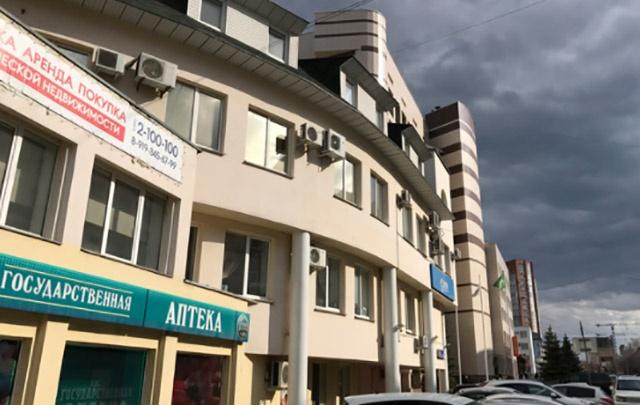 В Челябинске продают здания вместе с арендаторами