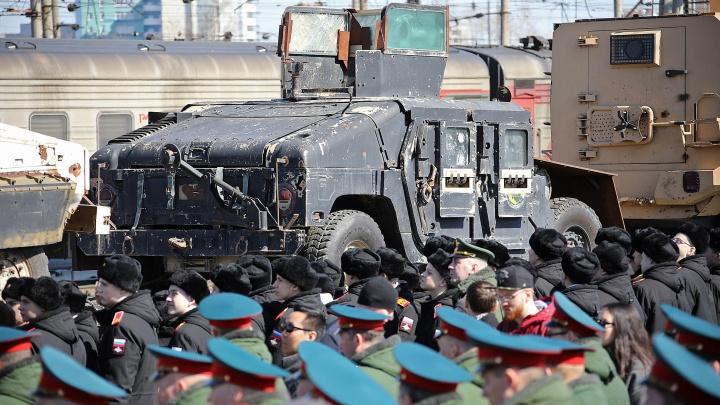 Из-за акции «Сирийский перелом» на следующей неделе ограничат въезд транспорта к ж/д вокзалу