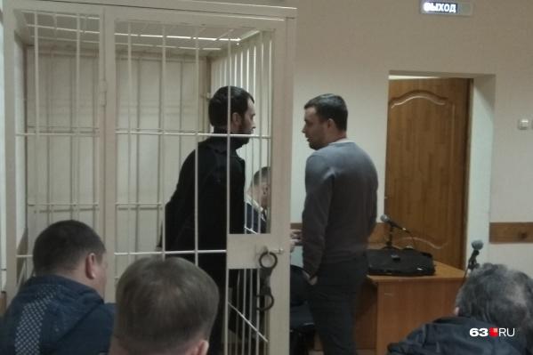 Андрей Абриталин признал свою вину и надеялся на пересмотр меры пресечения