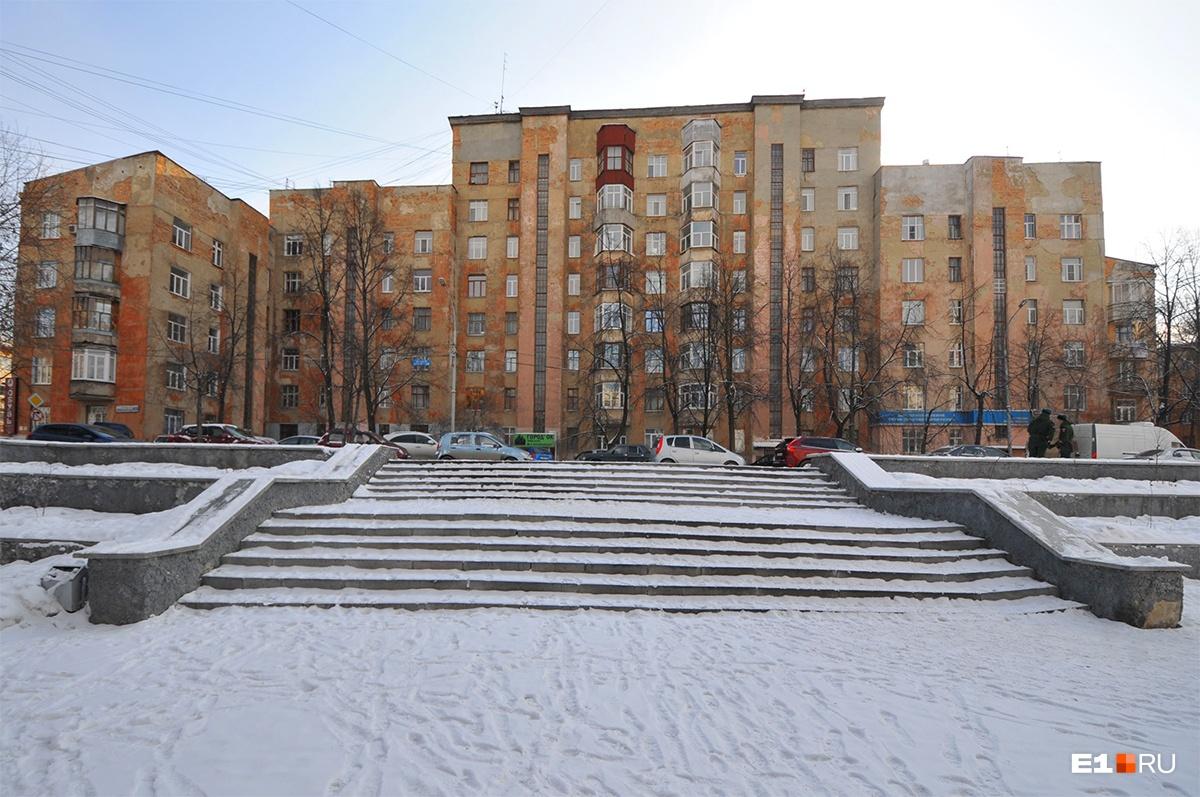 Весь Городок чекистов является памятником архитектуры федерального значения
