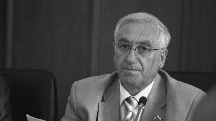 Ушёл из жизни председатель общественной палаты Екатеринбурга Яков Спектор
