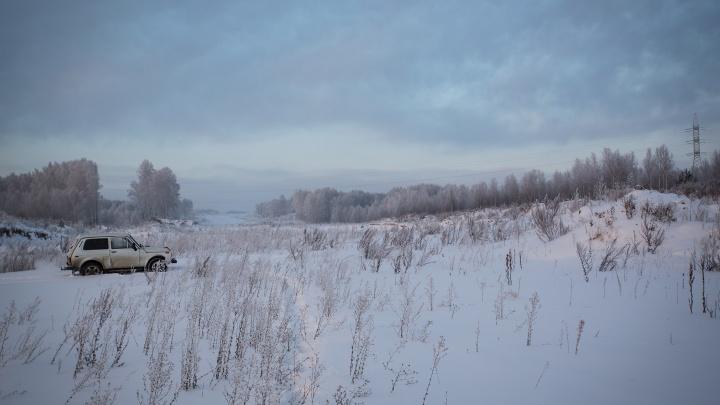 Стройку оживят: Травников объявил о скорой смене подрядчиков Восточного обхода