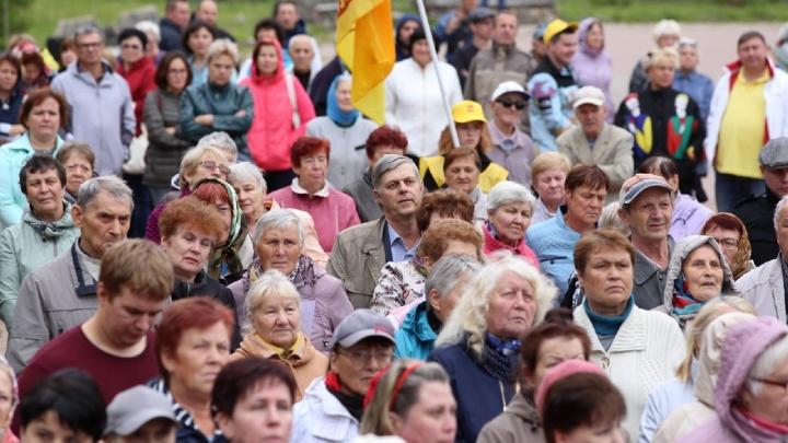 «Терпеть дальше нельзя»: Переславль вышел на митинг против строительства гигантского полигона