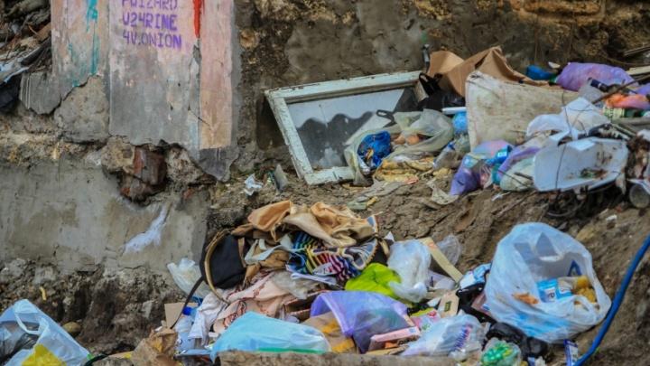 На Левенцовке за 4 миллиарда построят мусороперерабатывающий завод
