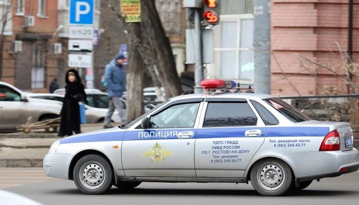 В Ростове на Северном столкнулись три иномарки. В ДТП пострадала восьмилетняя девочка