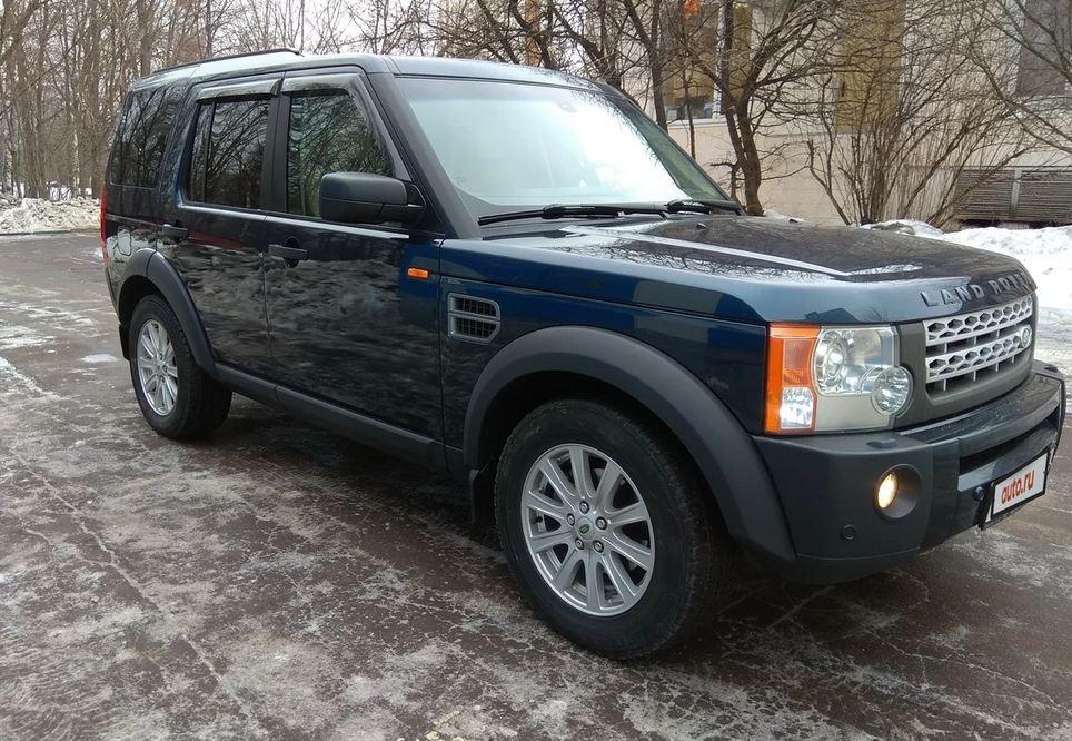 Этот Land Rover Discovery выставлен за 791 тысячу рублей
