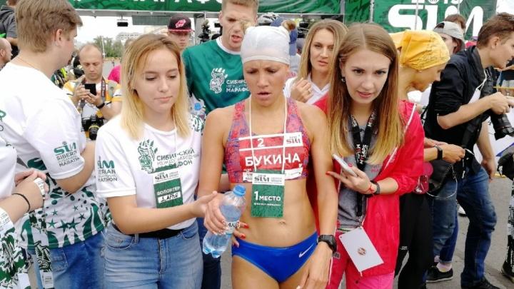 «Упала от изнеможения»: челябинская спортсменка победила в международном марафоне