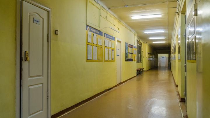 Газ в школе Чайковского распылил ученик девятого класса