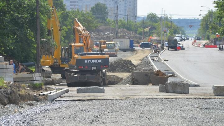 Пикник на обочине: как ремонтируют улицу Московскую и почему её не откроют в срок