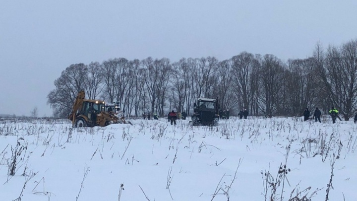 На месте крушения самолёта Ан-148 нашли второй чёрный ящик