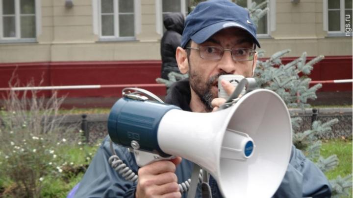 Объявленный в розыск журналист признался, что возвращаться в Россию не намерен