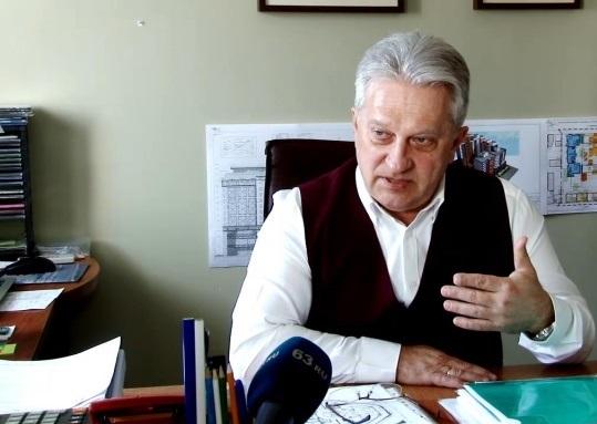 Главный архитектор Самары получит государственную награду от Владимира Путина