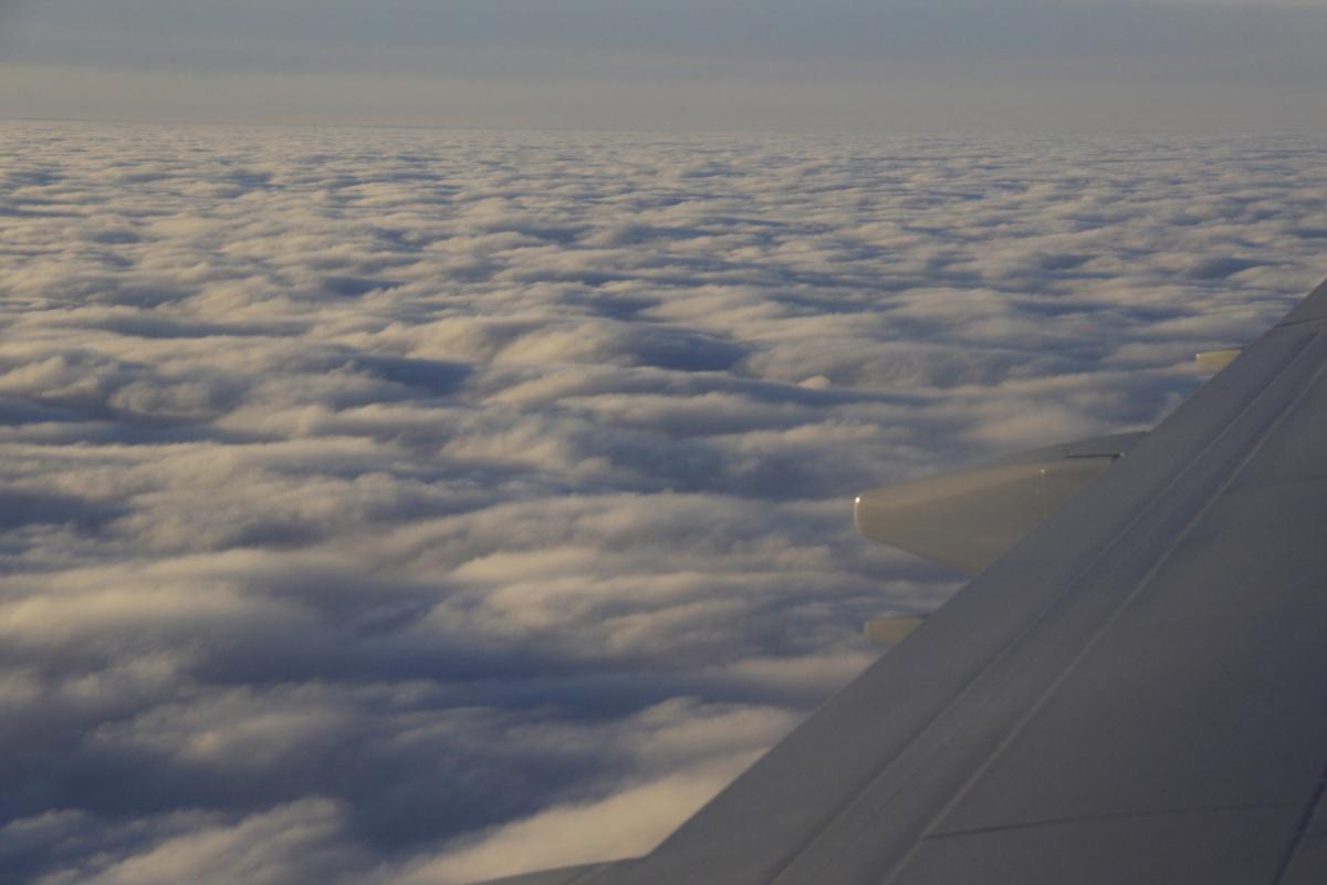 Самолёту помешал приземлиться утренний туман в Якутске