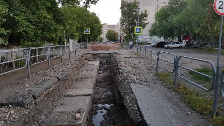 В Кургане открытыми остаются 200 раскопок