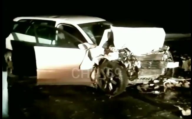 Пассажир ехал на BlaBlaCar: в Прикамье иномарка врезалась в полуприцеп