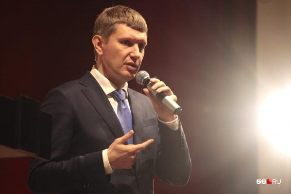 Максим Решетников ответил в том числе на вопросы о слиянии больниц