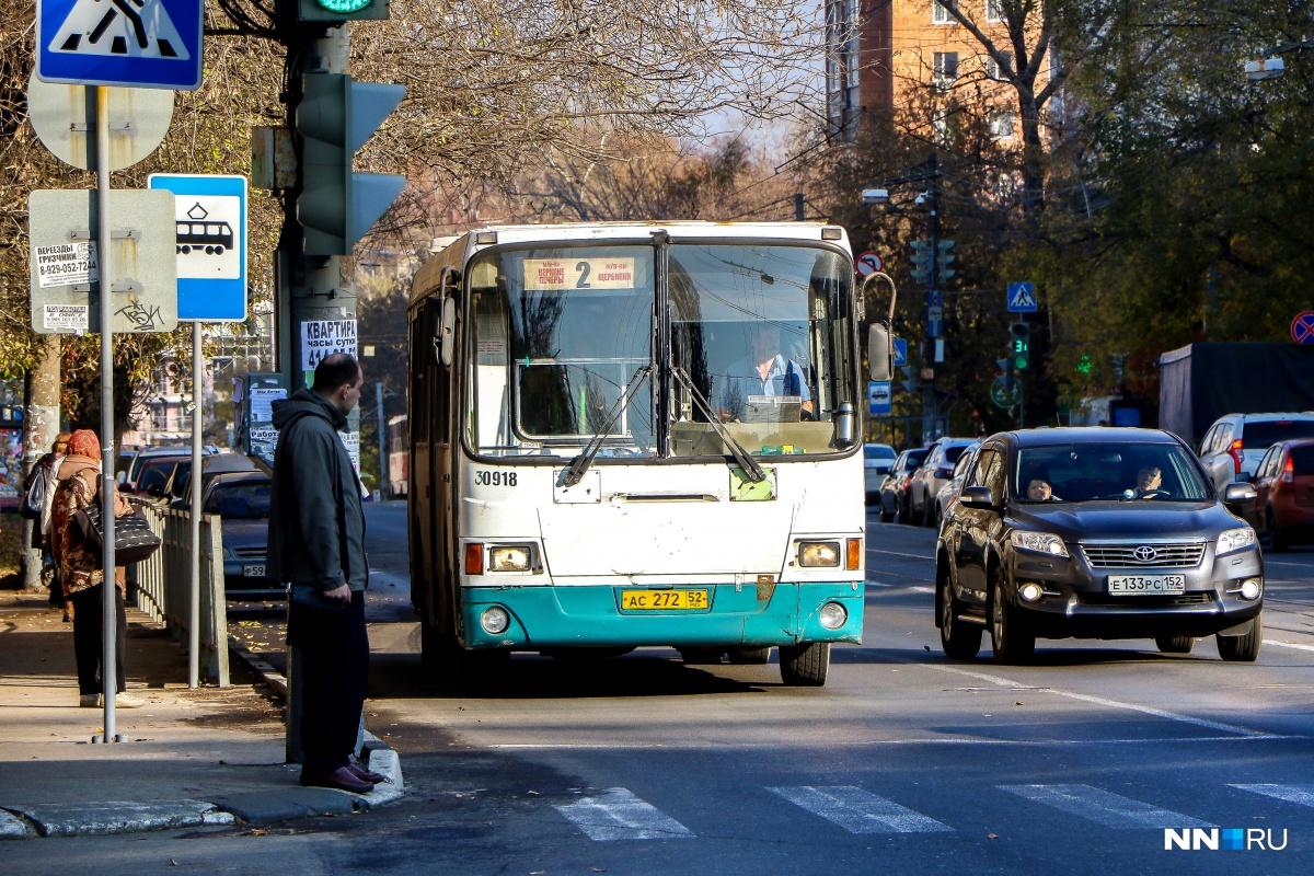 Многие автобусы поедут по измененной схеме движения