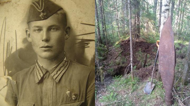 Найдены родственники советского летчика, разбившегося под Красноярском при перегоне истребителя