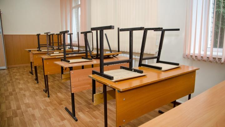 Школу в Заельцовском районе закрыли из-за туберкулёза