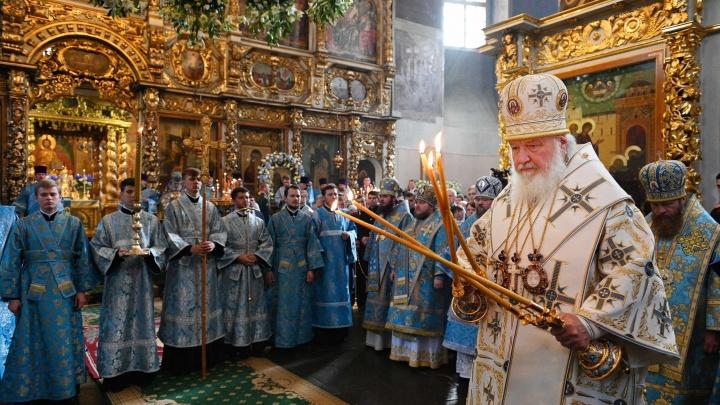 Историческое событие: стала известна программа визита патриарха Кирилла в Самарскую область