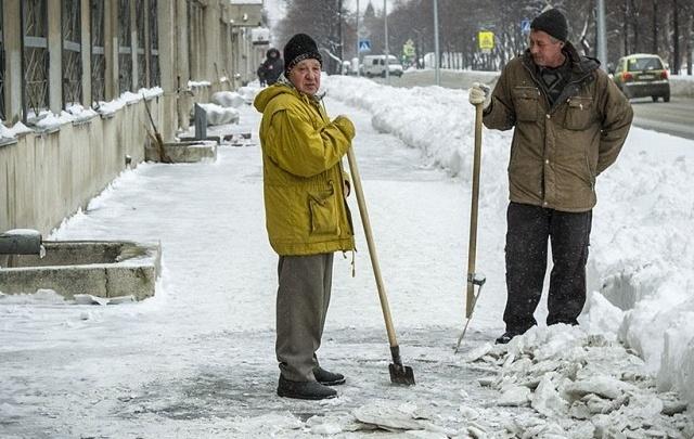 После зимы Курган приведут в порядок в рекордно короткие сроки