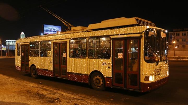 Ждать придётся долго: челябинские власти определили график движения электротранспорта в праздники