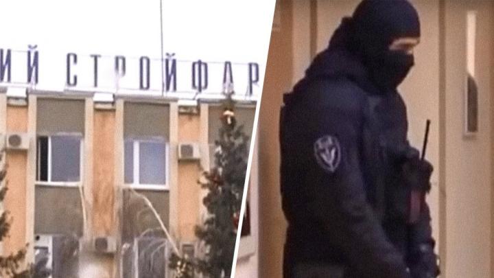 Маски-шоу и обыски: директора ООО «Самарский Стройфарфор» заподозрили в неуплате налогов за два года
