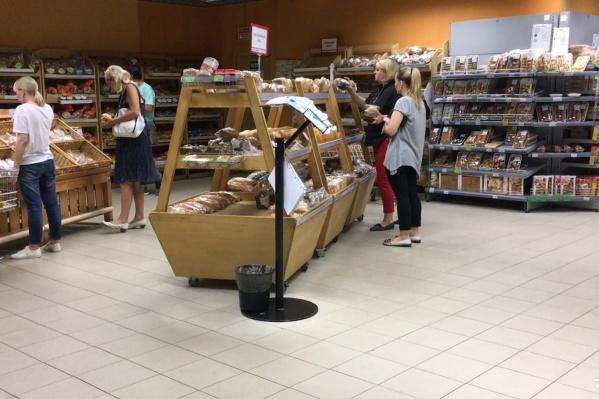 Челябинцы заметили, что цены на хлеб снова повысили
