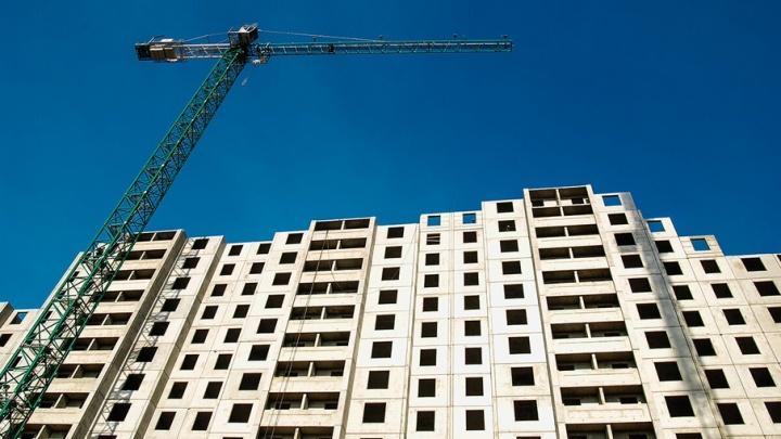 С начала года в Ростовской области построили 1,35 млн квадратных метров жилья