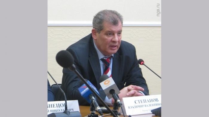 Владимир Степанов возглавлял СибУПК с 2011 года