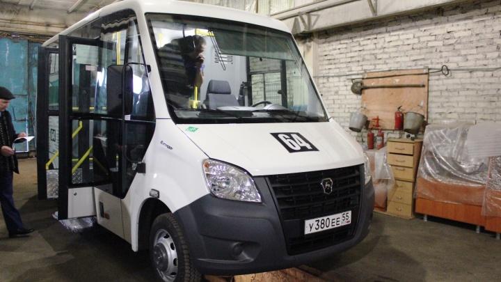 Как в Европе: омский перевозчик купил маршрутки с откидывающимися сиденьями