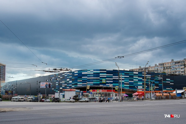 У ТРК будет три уровня и наземная парковка
