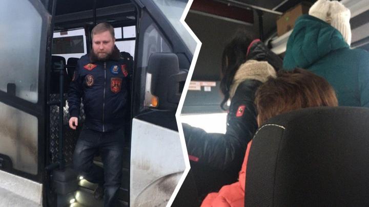 «Деньги не лишние — едем стоя»: как возит пассажиров скандальный автобус №500 Ярославль — Рыбинск