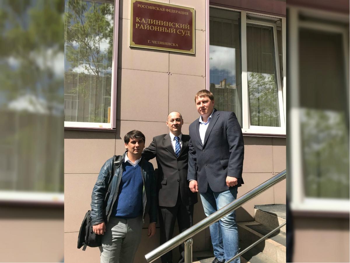 Дело Наиля Курманова уже возвращали в Калининский райсуд в октябре прошлого года